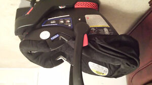 Almost new Britax infant car seat
