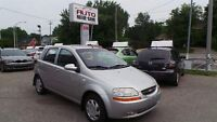 Chevrolet Aveo LE MOINS CHER!!woooow 2008