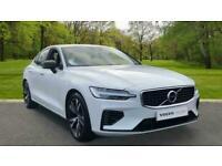 2020 Volvo S60 SALOON 2.0 T8 Hybrid R DESIGN Plus 4dr AWD Auto Saloon Petrol Plu