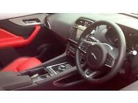 2017 Jaguar F-PACE 2.0d R-Sport 5dr AWD High Spec Automatic Diesel Estate