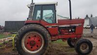 1086 International Tractor  $10,500 obo