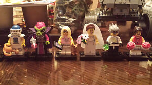 LEGO Minifigures Series - 24 Assorted Figures Cambridge Kitchener Area image 4
