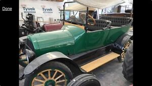 1915 Willy's Overland Model 81T