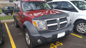 2007 Dodge Nitro STX  NAVIGATION & DVD $ 2,600 OBO OR TRADE