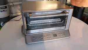 Stainless Steel Cuisinart Convection-Steam Toaster Over