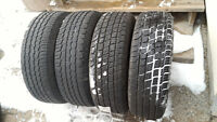 225/70R16 all season tires