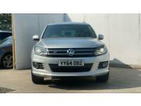2014 Volkswagen Tiguan 2.0 TDi BlueMotion Tech R Line 177 5dr DSG Auto SUV diese