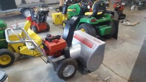 J.B.s' Has New and Refurbished snow blowers for sale