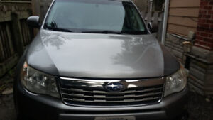 Immaculate 2009 Subaru Forester 2.5L 4Cylinder AWD , Certified