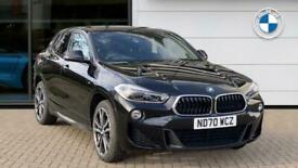 image for 2021 BMW X2 xDrive 18d M Sport 5dr Step Auto Diesel Hatchback Hatchback Diesel A