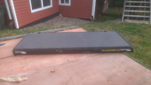 Tonneau cover off f250 excellent condition $325. Or best offer