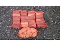 Wood Burner Netted Logs £3.50 each of 3 for £10