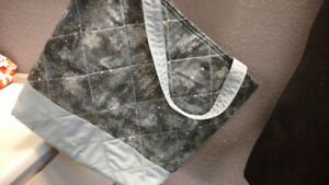 Quilted Christmas Bag