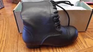 "Brand New 1"" Ankle Combat Boot Children"