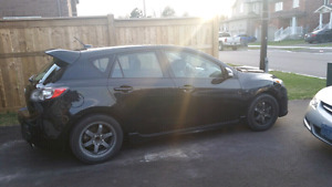 2010 MAZDASPEED3 FOR SALE  MAKE AN OFFER