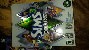 sims 3 deluxe + sims 2 deluxe