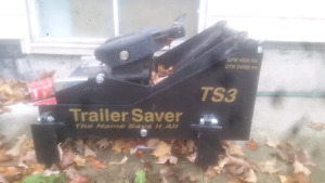 Ts3 trailer saver 5th wheel hitch