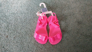 NWT Size 6 BabyGap jelly sandals