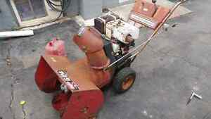 CASH PAID FOR OLD SNOWBLOWERS!!! Cornwall Ontario image 2