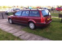 1.9 diesel Passat estate swap px for trailer