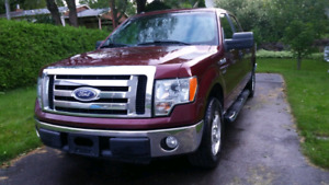 Ford F150 2010 XLT SuperCrew 2WD
