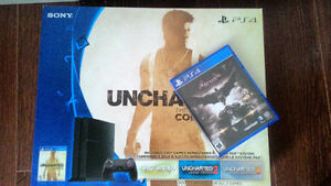 PlayStation 4 500GB Bundle + Batman: Arkham Knight