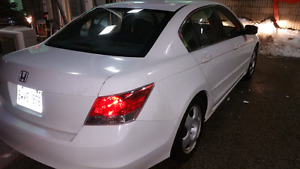 2008 Honda Accord EXL