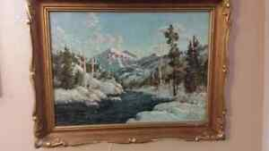 GEM of the ROCKIE  MOUNTAIN S by OTTO PLANDING  LISTED CANADIAN