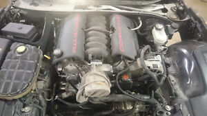 1999 Chevrolet Corvette C5 fixed roof Coupe (2 door)