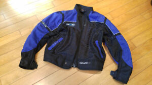 M2R Made to Ride Motorcycle Jacket (US 46) Fits L and XL