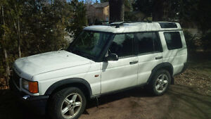 1999 Land Rover Discovery Series II Premium - $2000 OBO