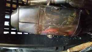 2006 Honda CBR600RR full stock exhaust