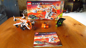 Lego Sets (3) - Mars Mission