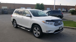 2011 sport package highlander