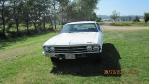 1969 Chevelle for sale