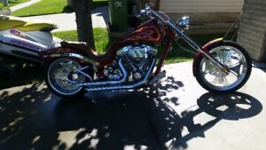 Custom Rille Chopper