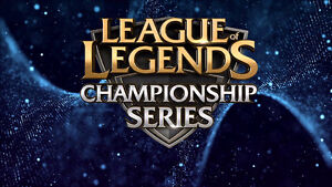 Two person bundle - Front row LCS finals tickets (2 days)