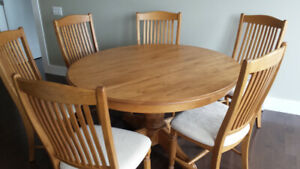 Canadel Dining Room Set For Sale