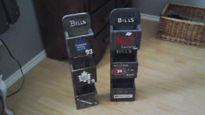 Bill boxes