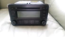 original radio cd player for vw golf mark 5