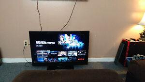 """40"""" LCD 1080p HDTV w/ remote"""