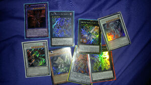 Huge Yugioh Collection Of 350 Cards