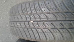 two tires 175/65r14 one winter one all season truro