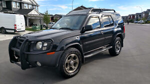 2002 Nissan Xterra NISMO Supercharged