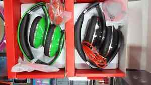 """THE CELL SHOP has New """"Music"""" Headphones -- Various Colours Peterborough Peterborough Area image 3"""