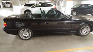 1998 BMW 3-Series 323iC Convertible