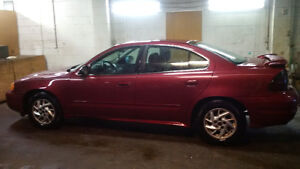 2005 Pontiac Grand Am SE2 Sedan Certified and etetsed