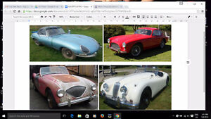 PLEASE HELP IN MY CLASSIC CAR SEARCH