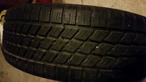 Winter Nordic Icetrac Tires P205/60 R15 Kitchener / Waterloo Kitchener Area image 6