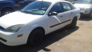 Selling  2003 ford focus